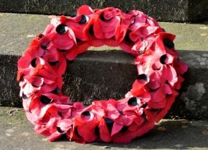 poppy-wreath